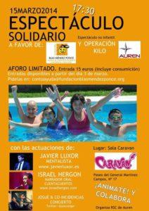 cartel-evento-solidario-rsc-auren