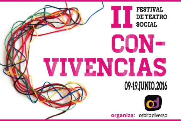 """Llega una nueva edición del Festival de Teatro Social """"Con-Vivencias"""""""