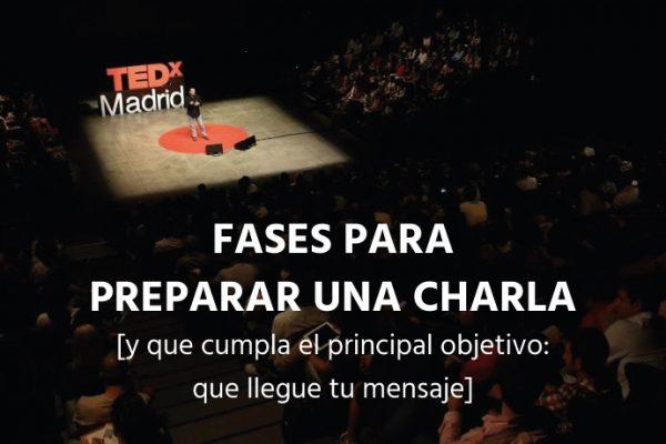 ¿Cómo preparar una conferencia TEDx?