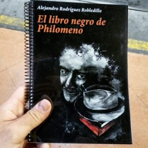 """El libro negro de Philomeno """"manuscrito"""""""