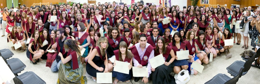 Graduación Trabajo Social UCM