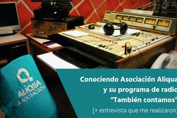 Un programa de radio con enfoque de Trabajo Social [Tribuna]