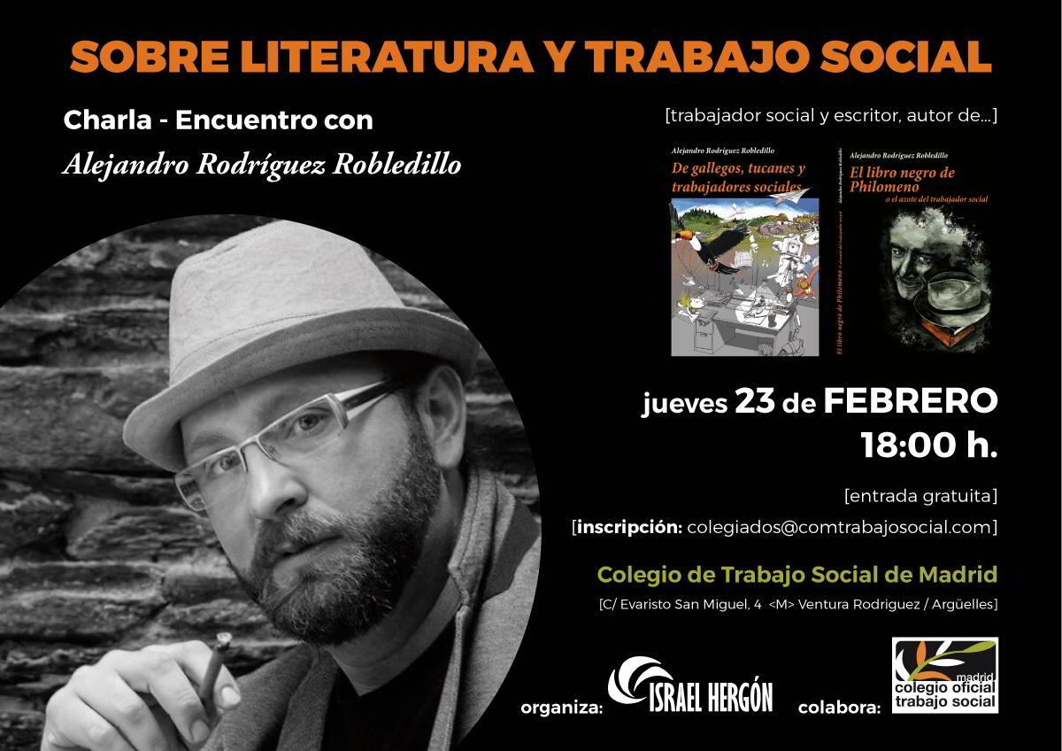 Encuentro sobre Literatura y Trabajo Social