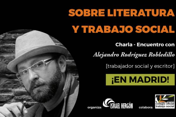 ¿Vienes al encuentro en Madrid con Alejandro Rodríguez Robledillo?