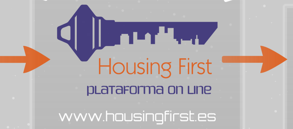 Housing First Plataforma online
