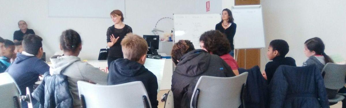 Taller de Mediación y Teatro en espacio educativo