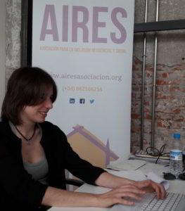 Carmen Belchí en EslabON Coworking