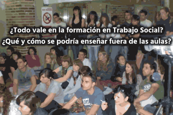 Acción formativa Trabajo Social UCM