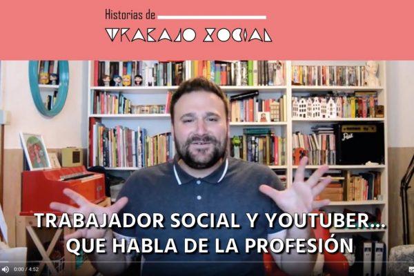 Canal de Youtube sobre Trabajo Social