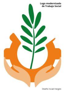 Logo modernizado de Trabajo Social