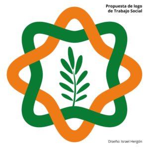 Propuesta de logo de Trabajo Social