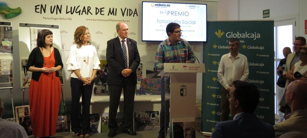 Acto entrega Premio Fotografía Social Feria de Albacete 2017