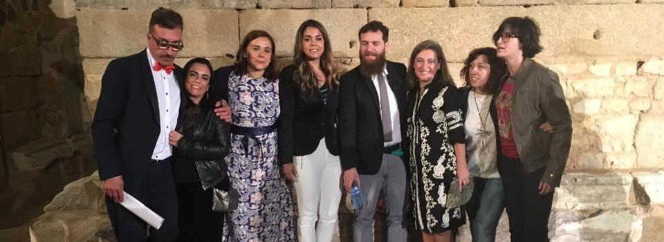 Junta de Gobierno COTS Badajoz - Inauguración #CongresoTS