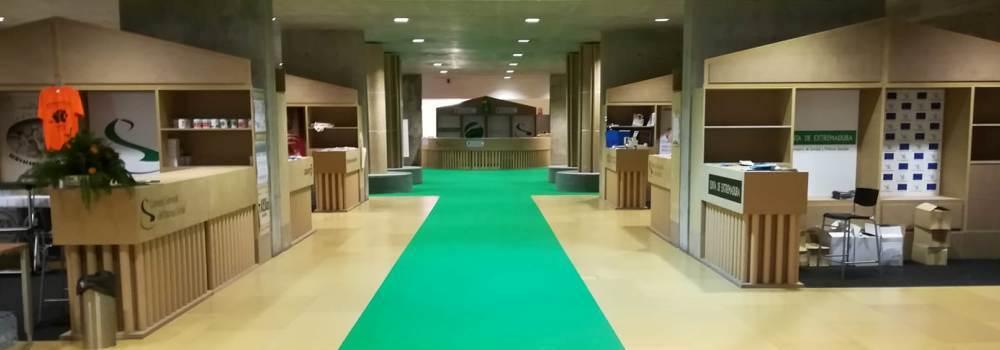 Hall #CongresoTS - Palacio de Congresos de Mérida