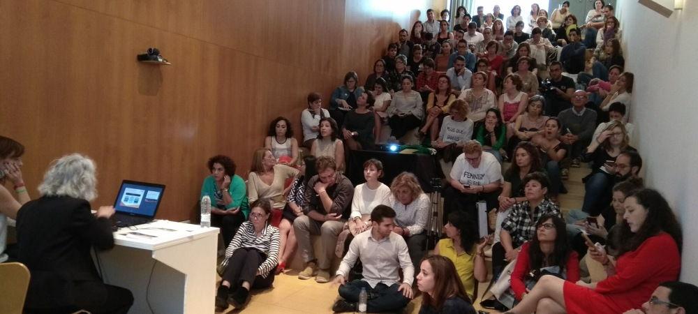 """""""Mesa Emprendimiento"""" XIII Congreso de Trabajo Social"""