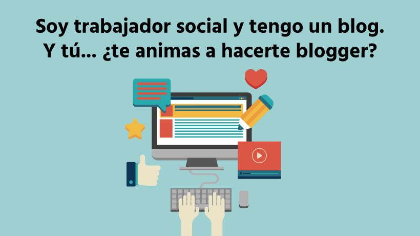 Crear un blog de Trabajo Social
