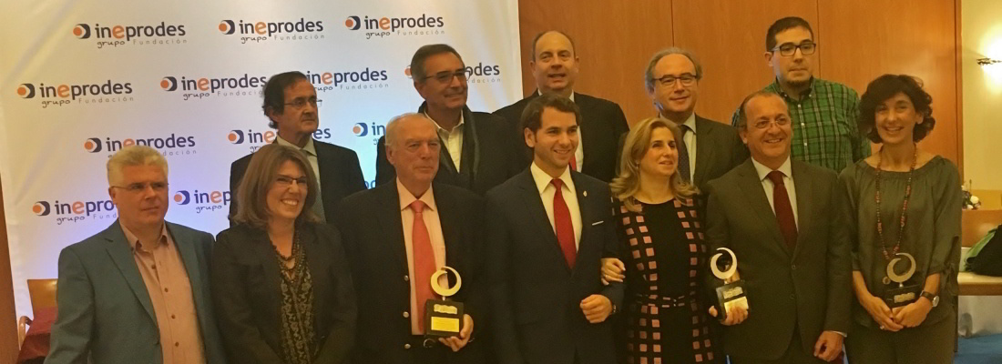 V Premios Fundación Grupo Ineprodes