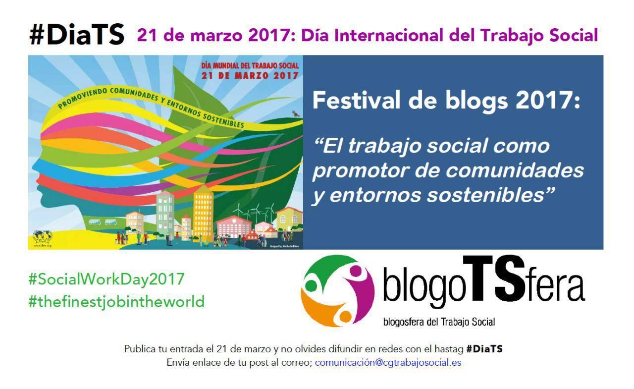 Cartel Carnaval de blogs #DíaTS 2017