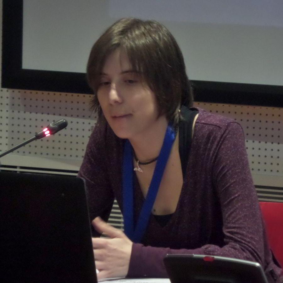 Carmen Belchí ponencia AIRES Asociación
