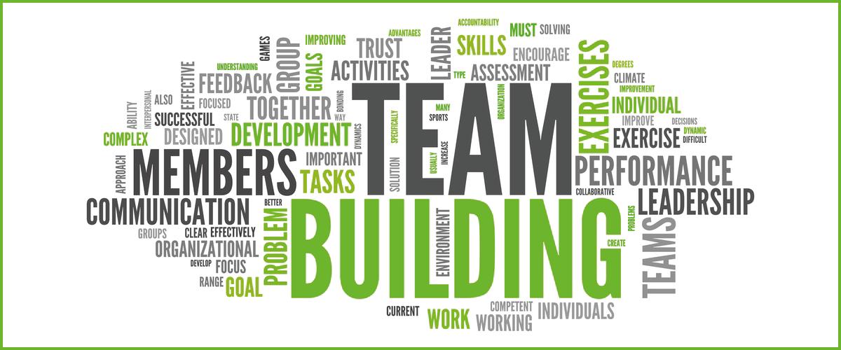 Team Building nube de tags