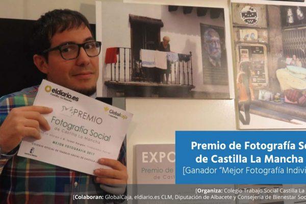 Premio Fotografía Social Castilla la Mancha 2017