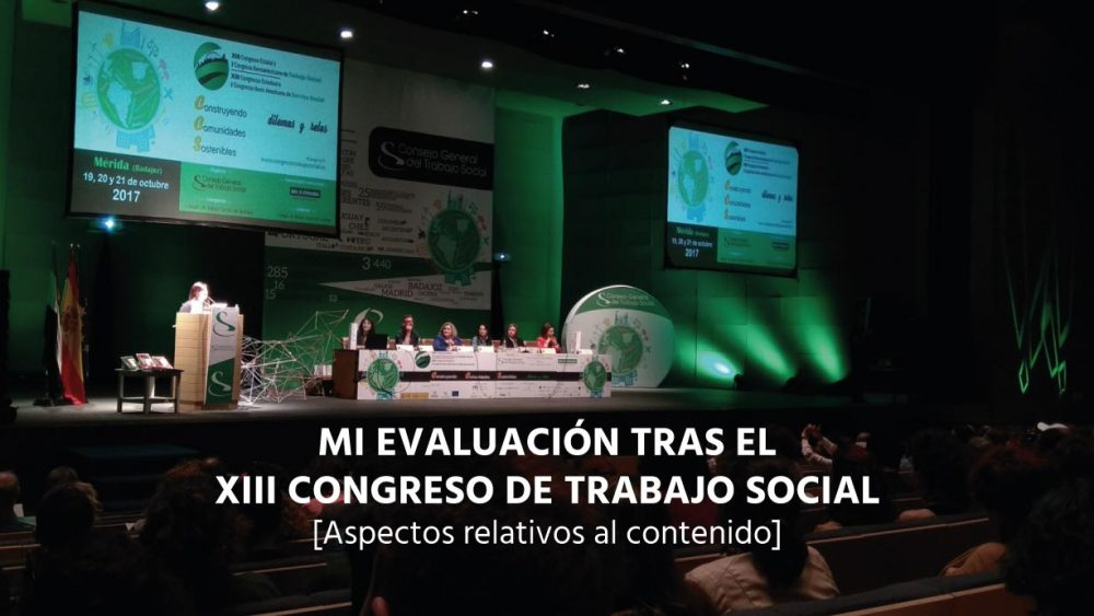 Clausura #CongresoTS en Mérida