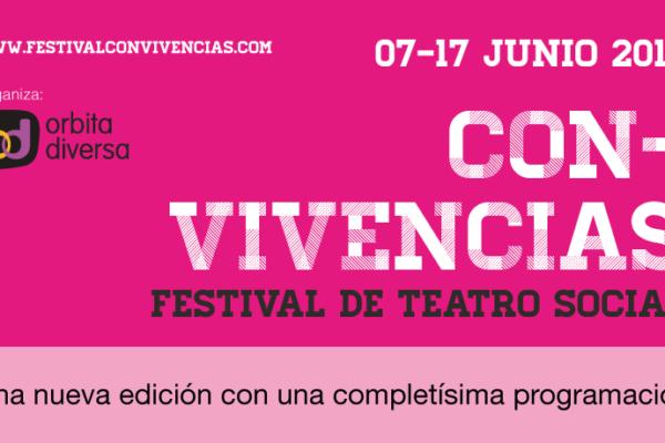 El IV Festival Con-Vivencias ya está a punto