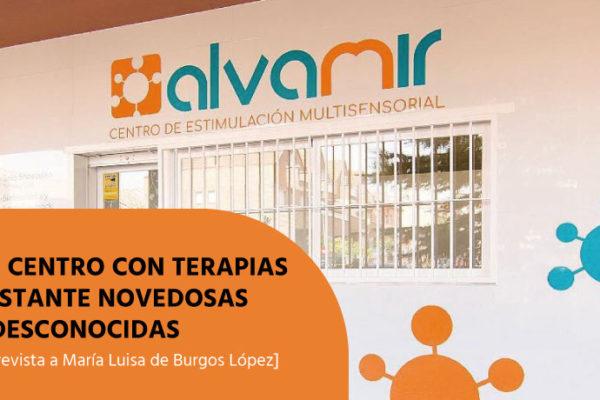 Almavir Centro de Estimulación Multisensorial, un proyecto emprendedor de una trabajadora social