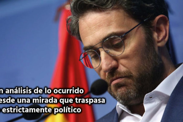 dimisión de Màxim Huerta