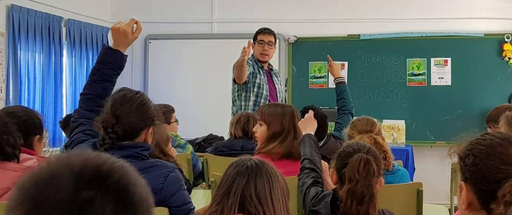 Diversos cuentos diversos - Colegio Villamalea - Israel Hergón