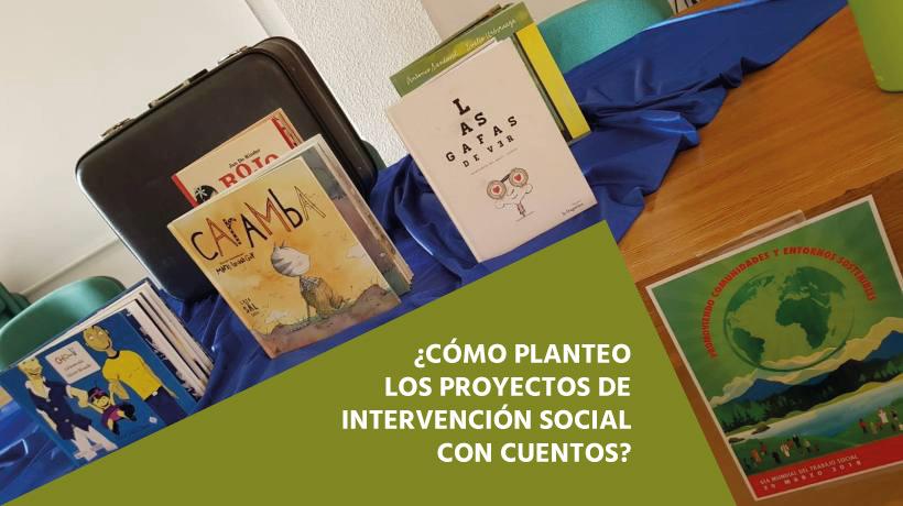 Proyectos de intervención social con cuentos