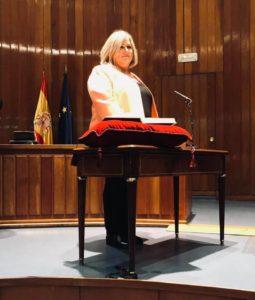 Ana Lima Secretaria de Estado de Servicios Sociales
