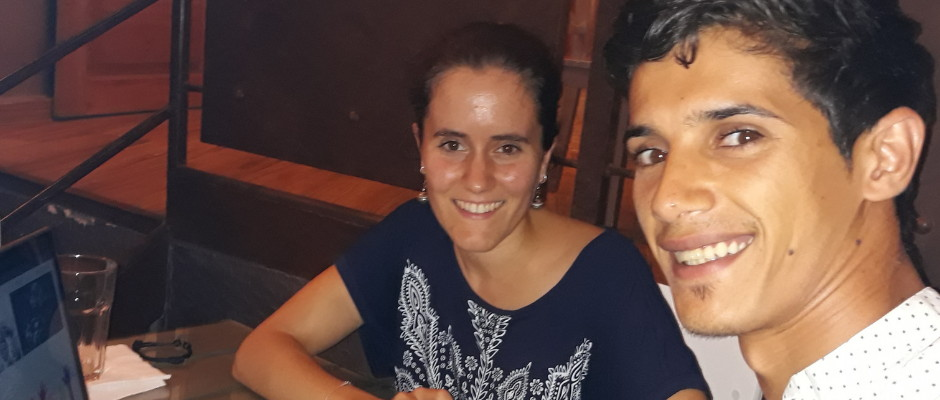 Voluntariado en Marruecos - Equipo fundador